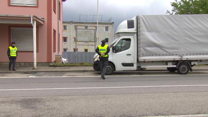 Video Policie rozšiřuje kontroly na 20 přechodů