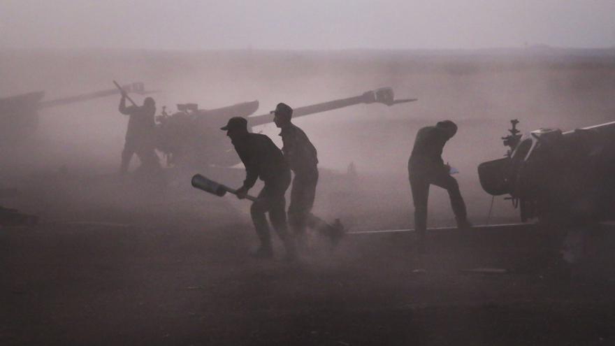 Video Rusko chce vypracovat seznam teroristických skupin v Sýrii