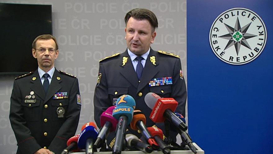 Video Policejní prezident: Více sdělíme asi za tři dny