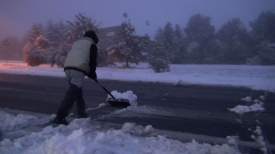 Video První sníh
