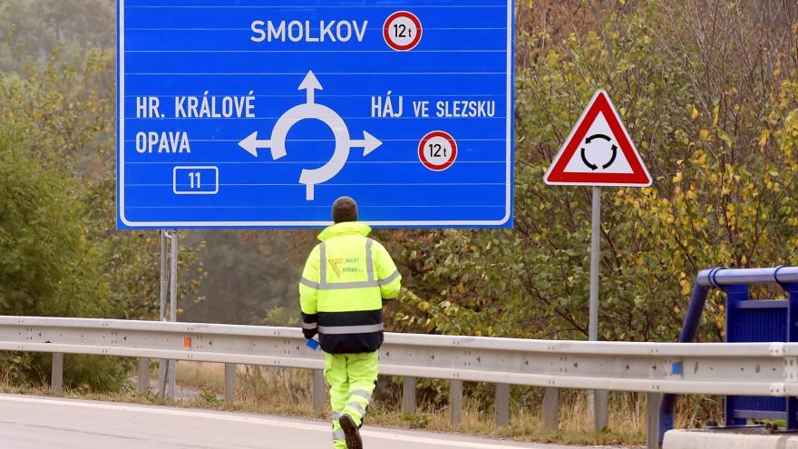 Video Události v regionech (Ostrava) - Nová silnice mezi Ostravou a Opavou je v provozu