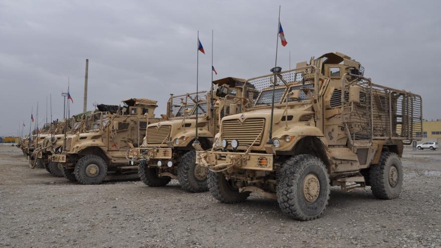 Video 90' ČT24: Ukončení české vojenské mise v Afghánistánu