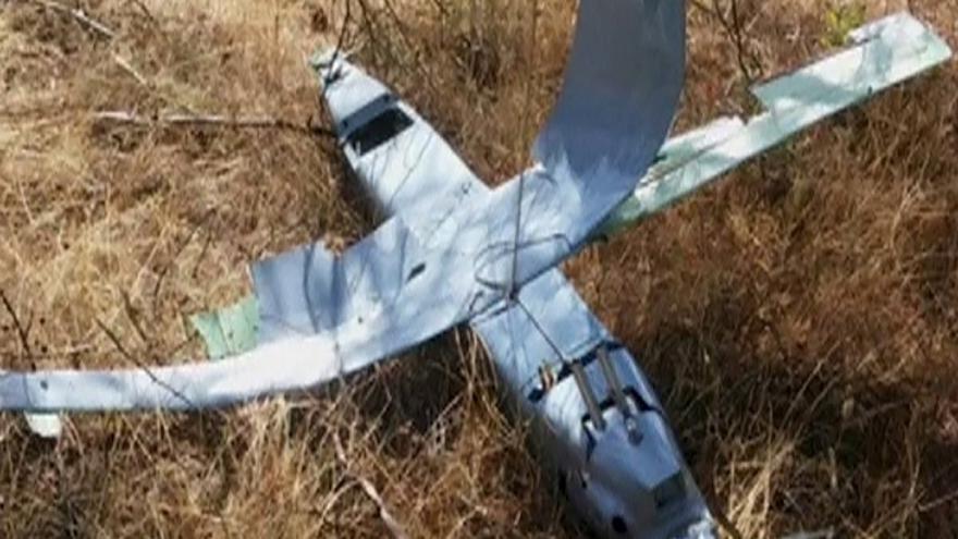 Video Bezpilotní letoun minulý týden sestřelený Tureckem byl ruské výroby