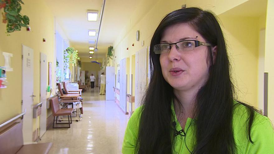 Video Dobrovolnice Justýna Hátašová o projektu DobroCentrum