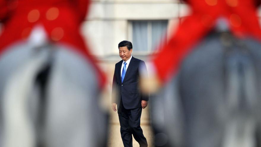 Video Uvítací ceremoniál na počest čínského prezidenta Si Ťin-pchinga