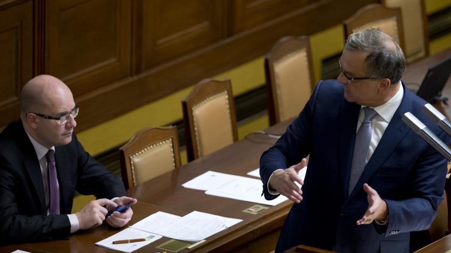 Video Živě ze sněmovny: Poslanci mají na programu EET i II. důchodový pilíř