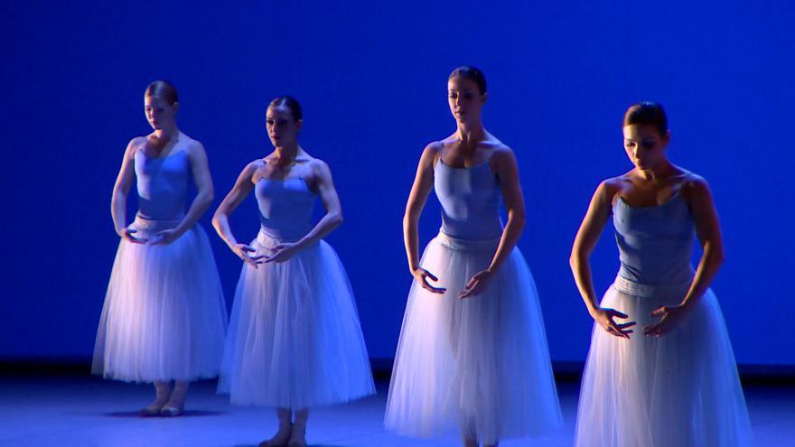 Video Bez komentáře: Balet Made in USA