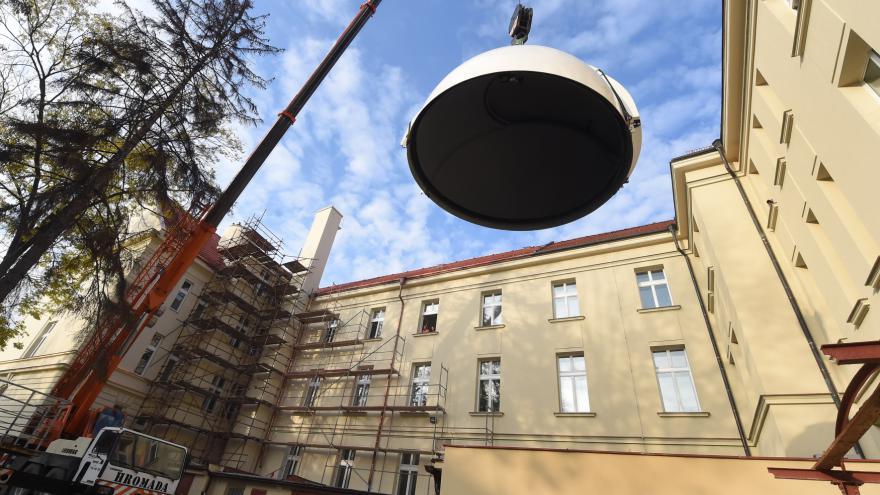 Video Události v regionech (Ostrava) - Slezská univerzita v Opavě bude mít svou observatoř