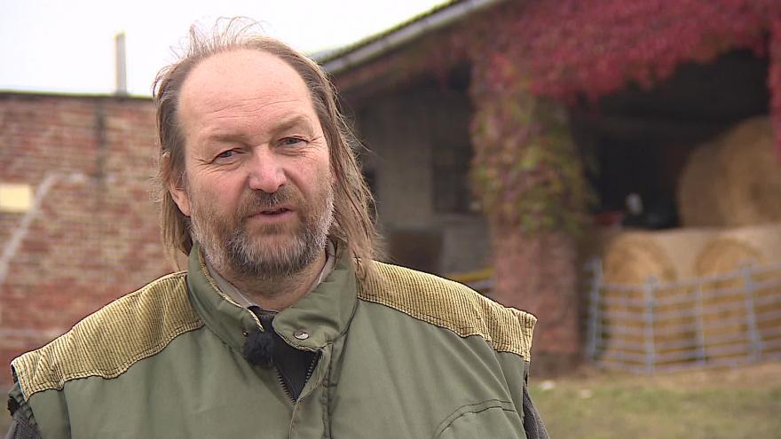Video Martin Hutař hovoří o ekologickém zemědělství