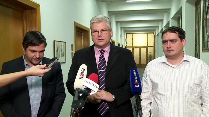 Video Brífinky ČSSD a hnutí ANO po pátečním jednání