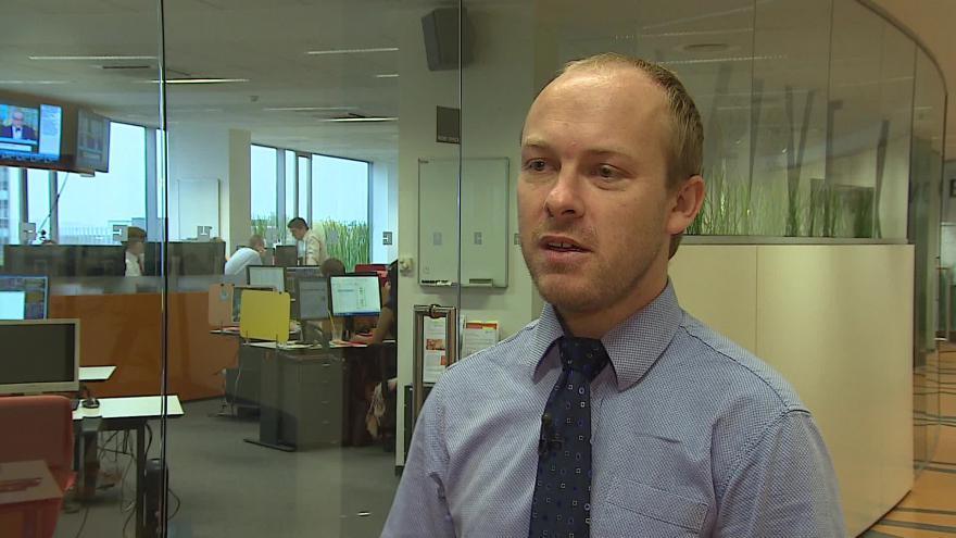 Video Analytik Cyrrusu Tomáš Menčík o vánočních brigádách