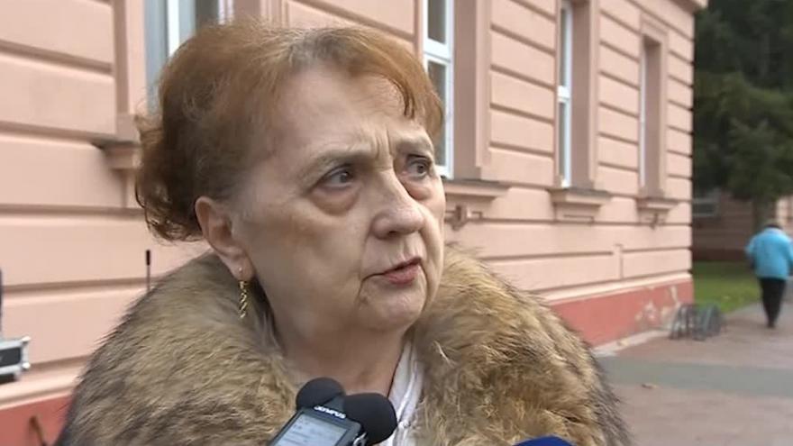Video Hovoří dcera Zdeňka Bachůrka Věra Veverková