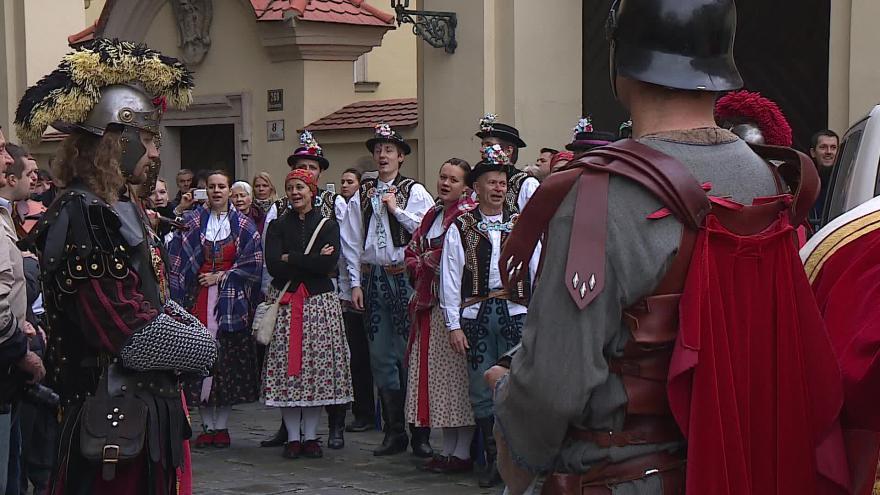 Video Bez komentáře: Svatomartinské slavnosti v Brně