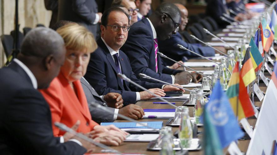 Video Summit k migrační krizi hostí Malta - ležící symbolicky mezi Evropou a Afrikou