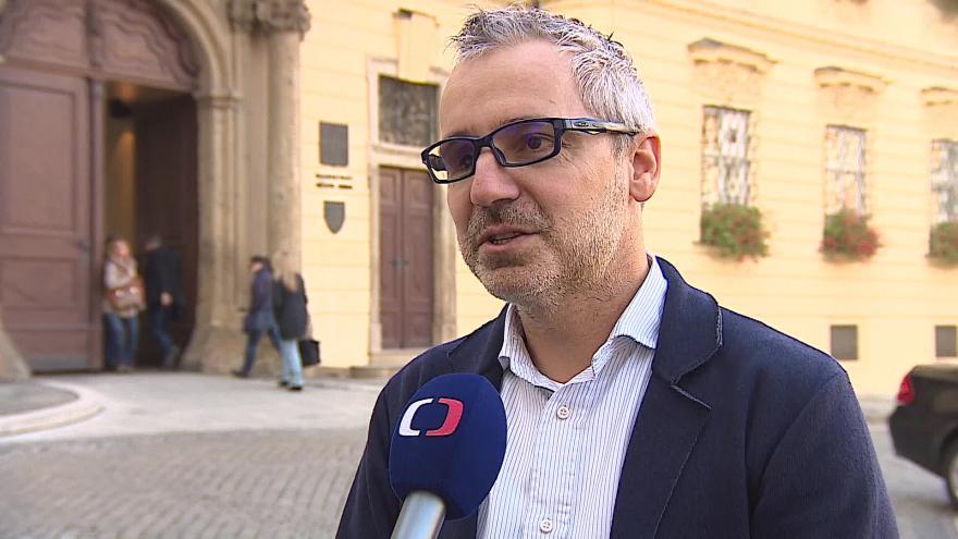 Video Tomáš Kratochvíl o rezignaci na post radního