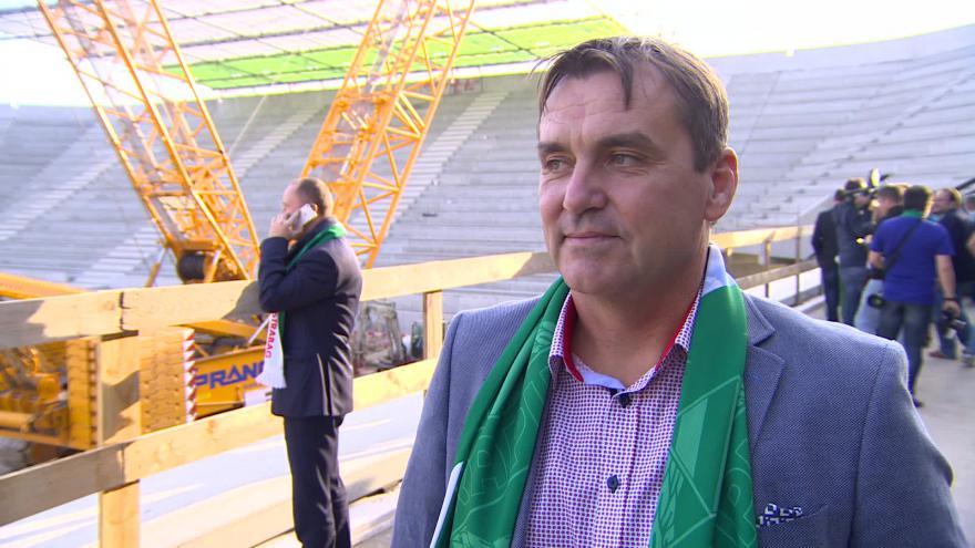Video Primátor Petr Vokřál (ANO) o plánech na brněnský stadion