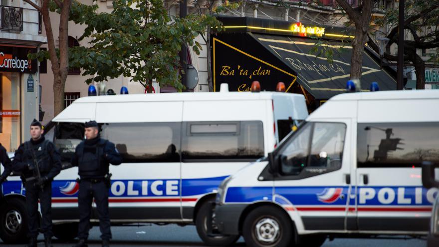 Video útoky v Paříži