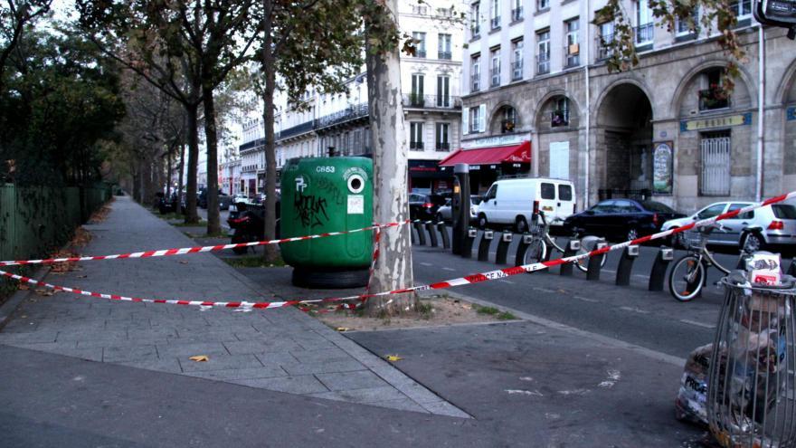 Video Obyvatelka Paříže: Město je vylidněné