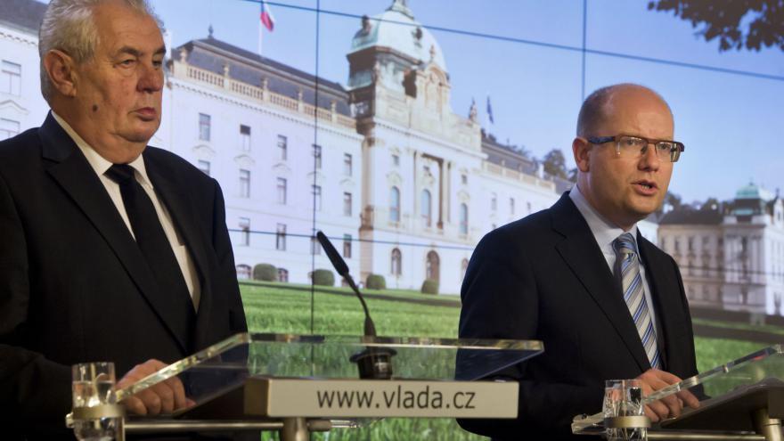 Video Brífink po jednání předsednictva BRS