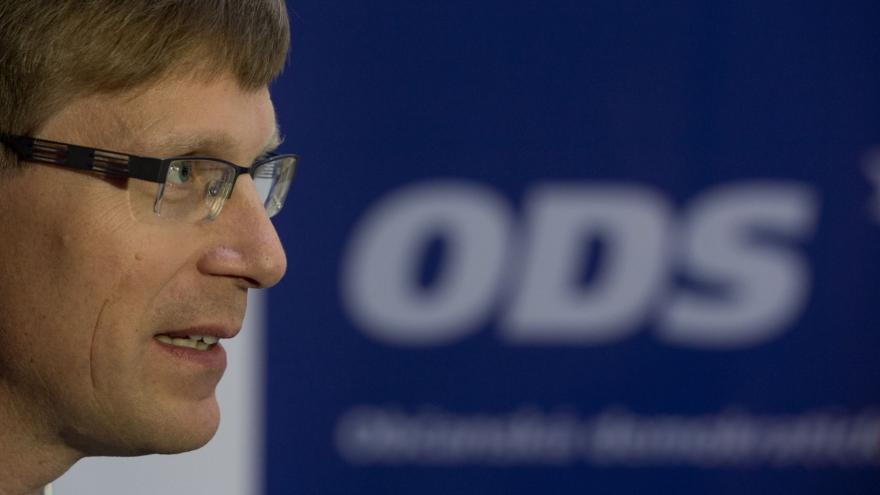 Video Martin Kupka (ODS): Evropští politici nesmějí strkat hlavu do písku