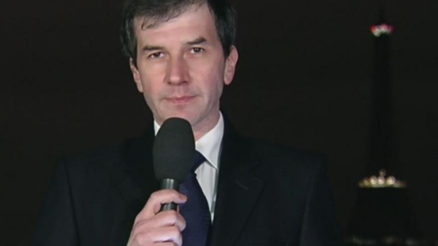 Video Jakub Železný v Paříži