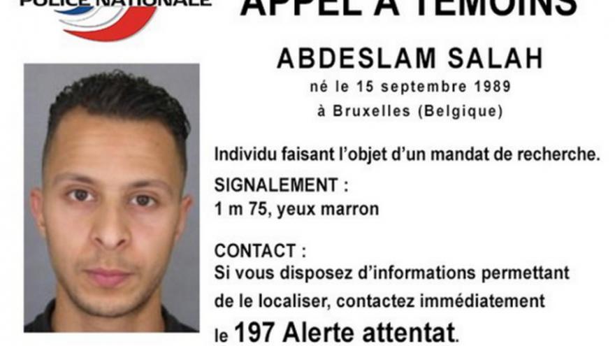 Video Salah Abdeslam prý o vlásek unikl belgické policii