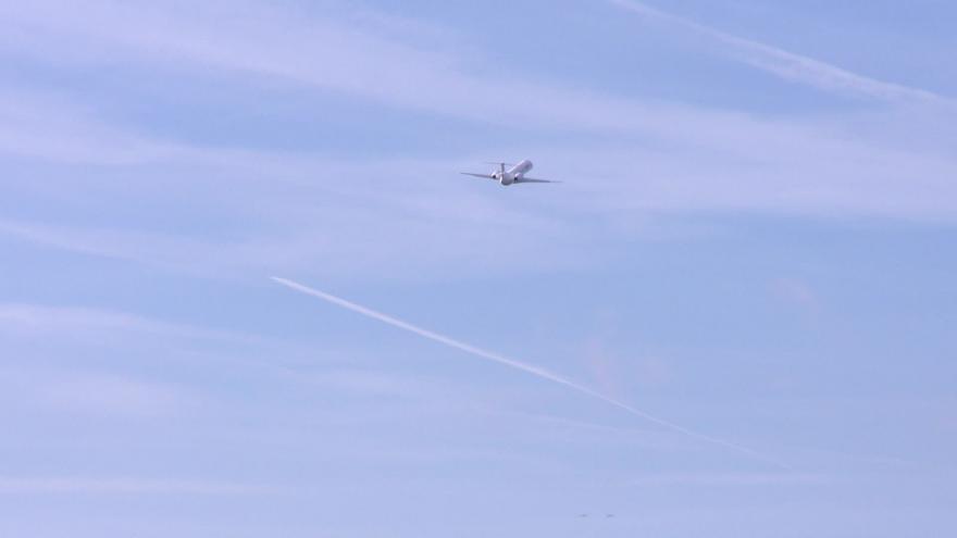 Video Z Brna odletělo první letadlo pravidelné linky do Mnichova