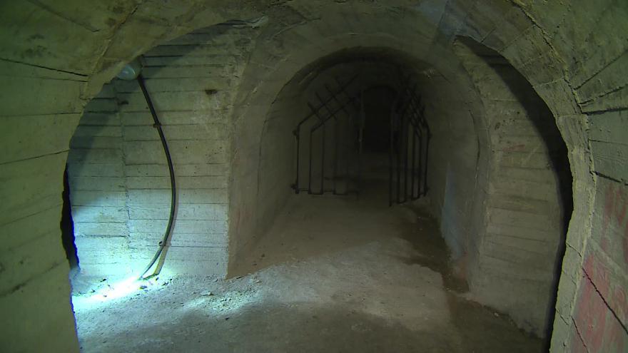 Video Znojmo musí vrátit peníze za sanaci podzemí