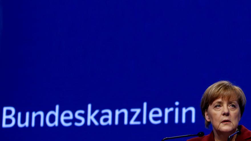 Video Události, komentáře: Merkelová je 10 let v čele Německa