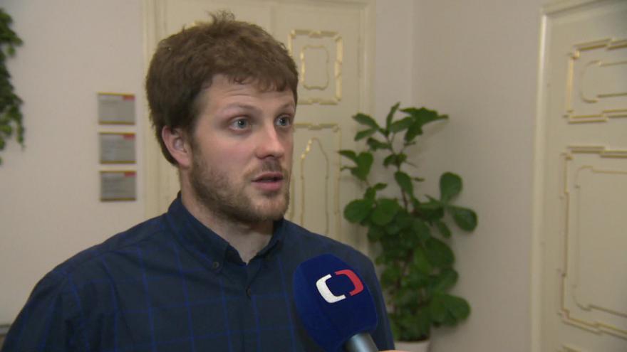 Video Matěj Hollan (Žít Brno) o svém působení na brněnském magistrátu