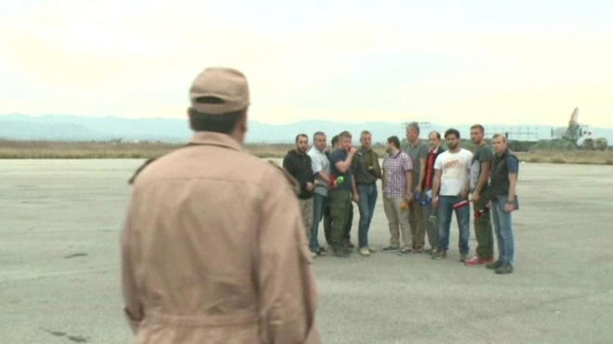 Video Události: Ruský navigátor odmítá překročení turecké hranice
