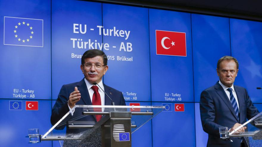 Video Studio 6 k výsledkům summitu EU-Turecko
