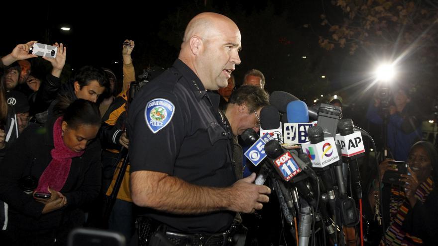 Video Střelci zabili v San Bernardinu 14 lidí