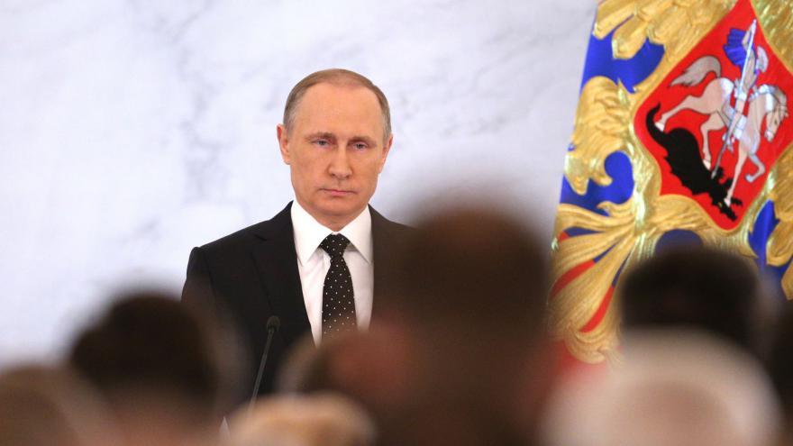 Video Ruský prezident o stavu země