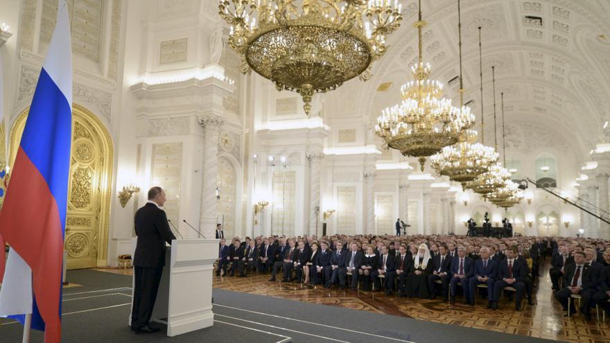 Video Události, komentáře: Síla a slabosti Ruska