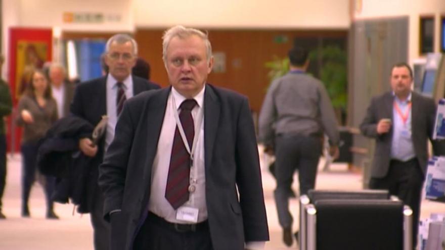 Video Ransdorf se po propuštění nikomu neozval