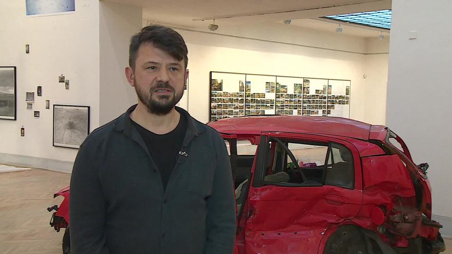 Video Fotograf Václav Jirásek o své tvorbě