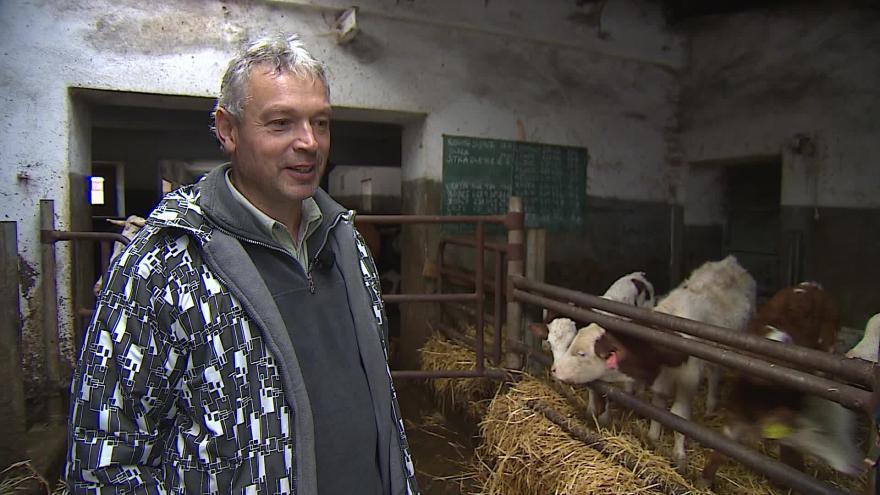 Video Farmář Alois Janíček o výkupních cenách mléka