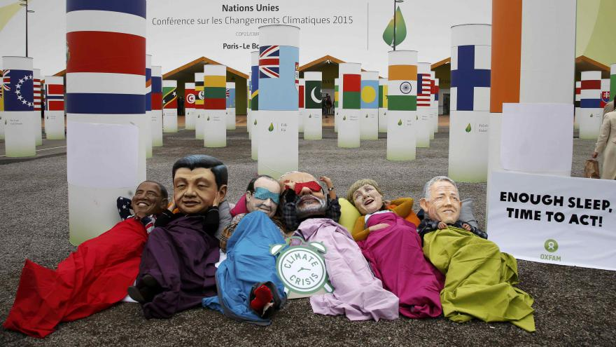 Video COP21: Dohoda se odkládá