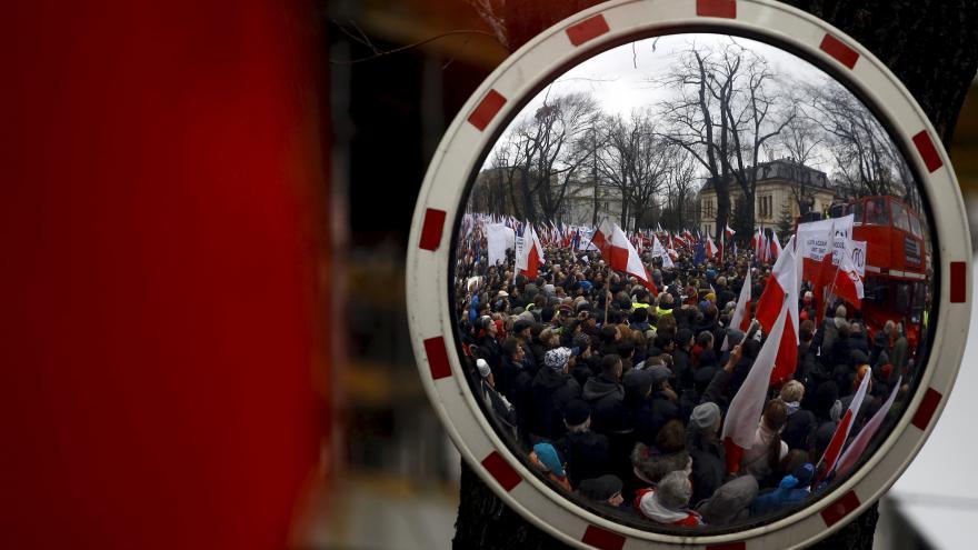 Video Studio ČT24: Konzervativci mění Polsko