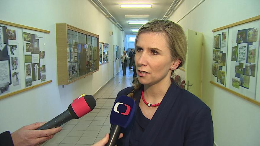 Video Ministryně školství Kateřina Valachová (ČSSD) o inkluzi