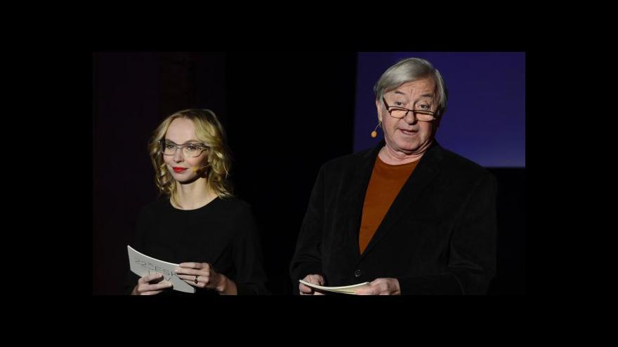 Video Tisková konference: Nominace na Českého lva za rok 2014
