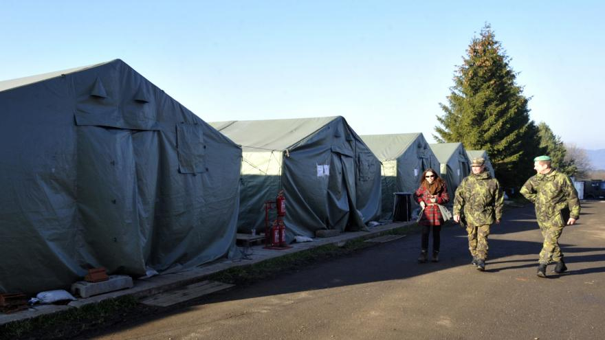 Video Události: Gebrev skladoval materiál ve Vrběticích a vyvážel zbraně na Ukrajinu