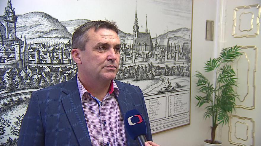 Video Primátor Petr Vokřál hovoří o podpisu smlouvy