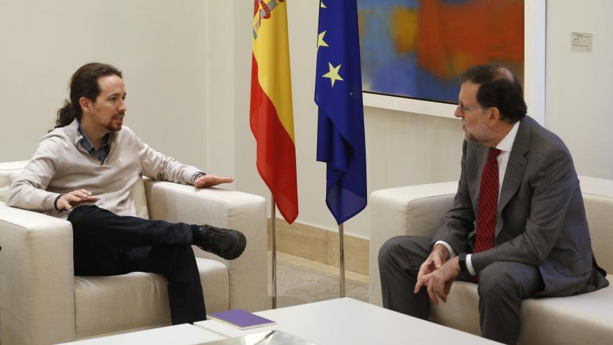 Video Španělé půjdou k předčasným volbám