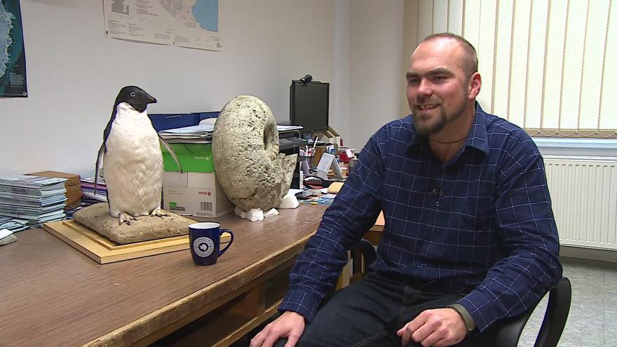 Video ZKOUŠKA: Vědci připravují expedici na Antarktidu