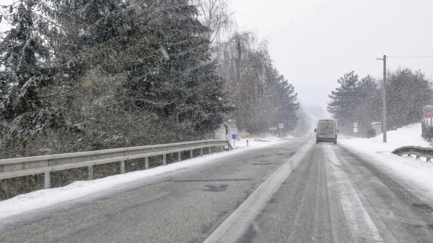 Video Situace na silnicích je přehledná