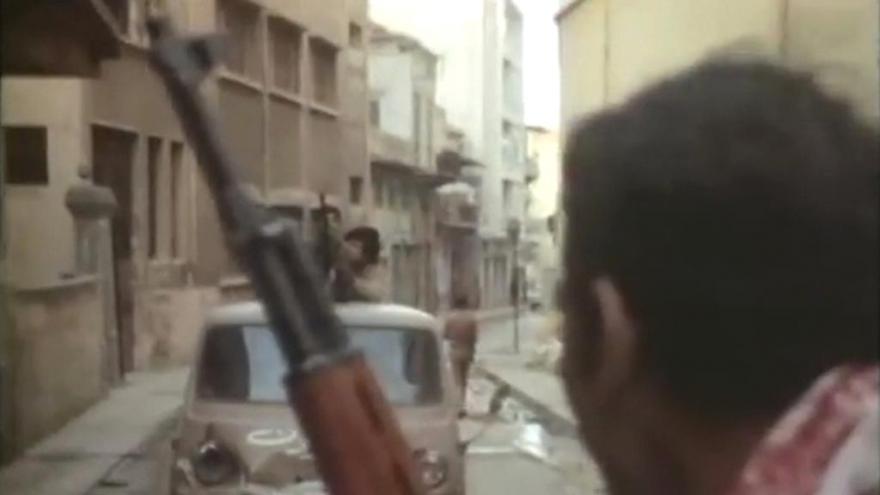 Video Události: Pohřešované oběti syrské okupace Libanonu