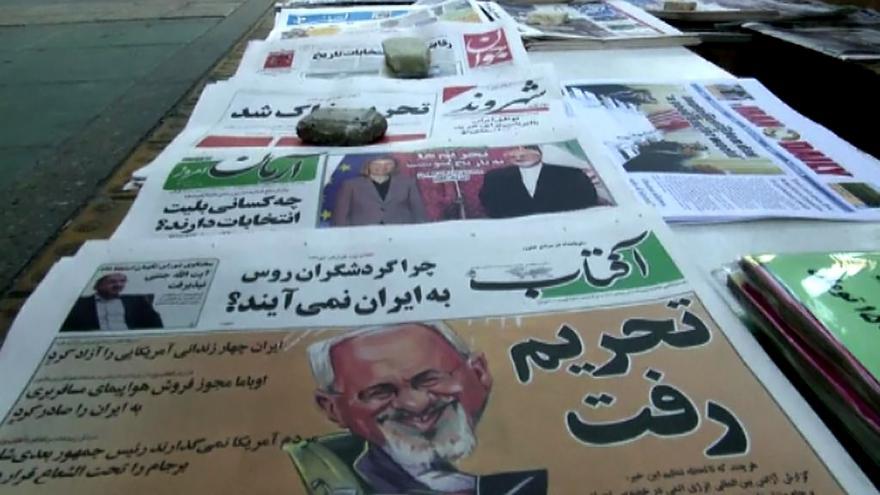 Video Martin Řezníček ke zrušení sankcí proti Íránu