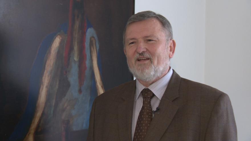 """Video """"Obraz státu nikdy nepatřil"""", říká František Severin, právní zástupce církve"""